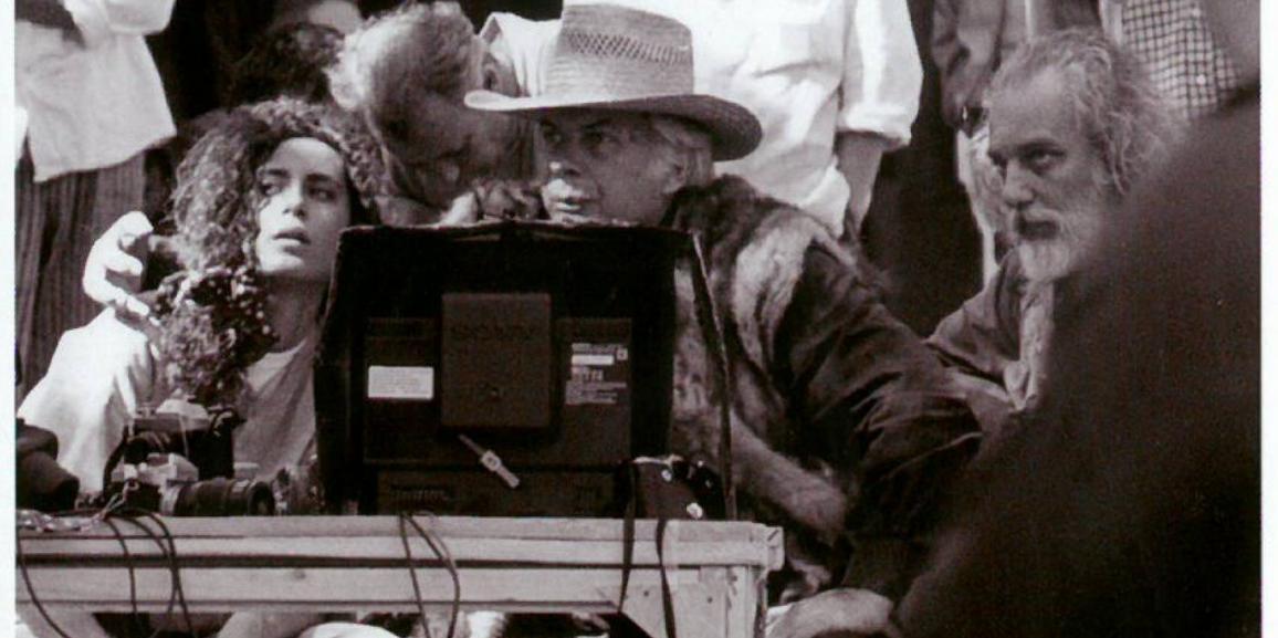 Προβολή ταινίας «Μπάυρον: Μπαλλάντα για ένα δαίμονα», στα πλαισια της έκθεσης «Νίκος Κούνδουρος. Μάρτυρες στο Κάδρο»